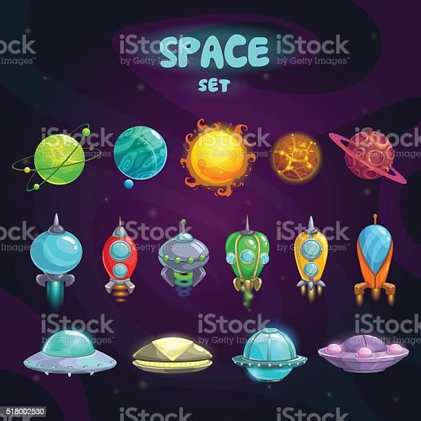 Space cartoon icons set vector id518002530?b=1&k=6&m=518002530&s=612x612&h=6twlr baa ncuogm0g8gun9gku9bcqqwmttipczqape=