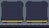 Space Hangar Game Background