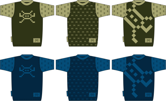 Space Invader Basic T-shirt Various Options