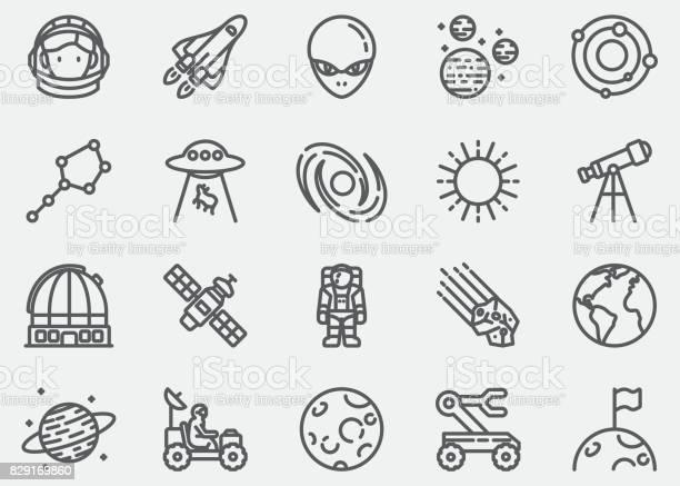 Space line icons vector id829169860?b=1&k=6&m=829169860&s=612x612&h=vezto16cg6 hblu1obi5tbq9 5uaucdpqqkk8kwzfpk=