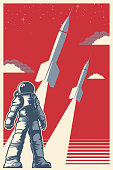 istock Space poster 1273707984