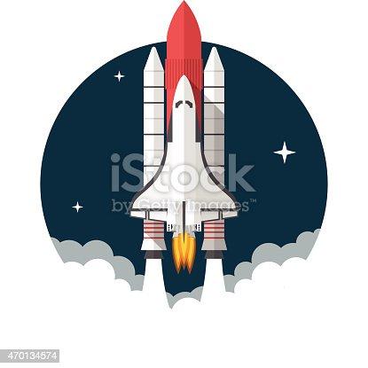 istock Space Shuttle 470134574