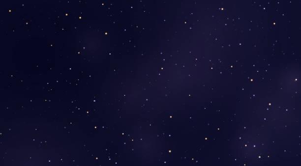 スペーススターの背景。ライトナイトスカイベクトル - 空点のイラスト素材/クリップアート素材/マンガ素材/アイコン素材