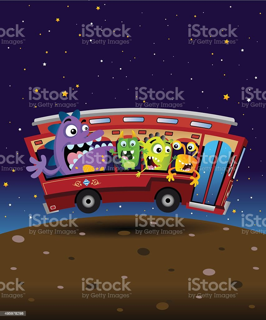 Space Trolley royalty-free space trolley stock vector art & more images of 2015