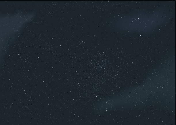 illustrazioni stock, clip art, cartoni animati e icone di tendenza di lo spazio - cielo stellato