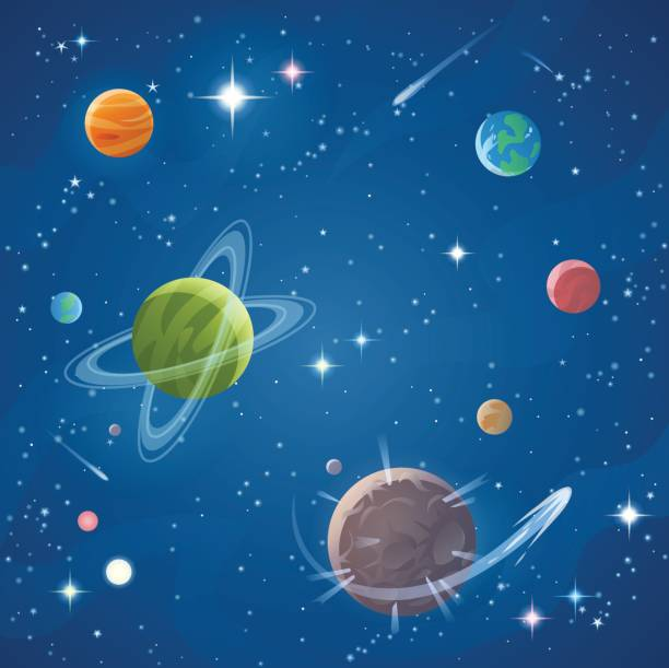 space - copy space stock illustrations, clip art, cartoons, & icons