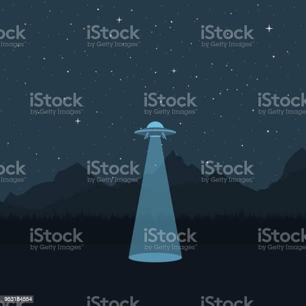 Spaceship in the background of a mountain landscape vector id953184554?b=1&k=6&m=953184554&s=612x612&h=uhdqz05g 86l4svlkrnawwili u5zjs9espucwmrde4=