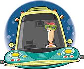 istock Spaceship 1165599862