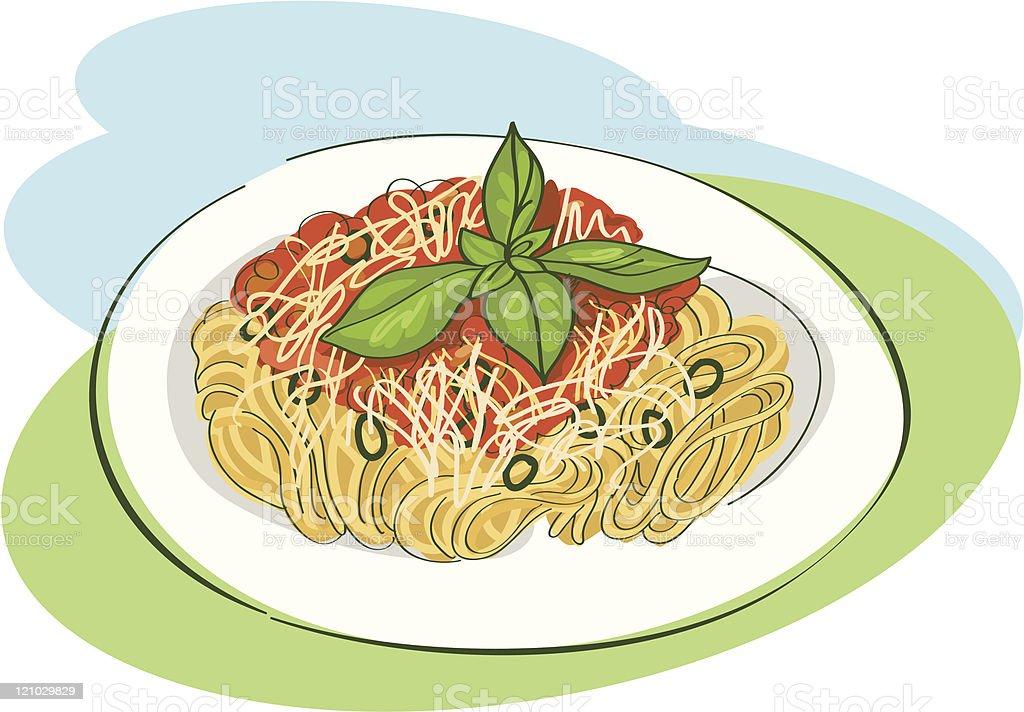 Spaghetti 224 La Bolognaise Cliparts Vectoriels Et Plus D