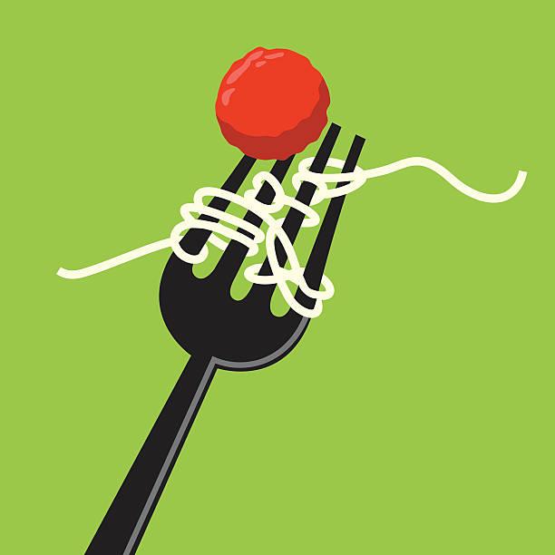 spaghetti - spaghetti stock-grafiken, -clipart, -cartoons und -symbole