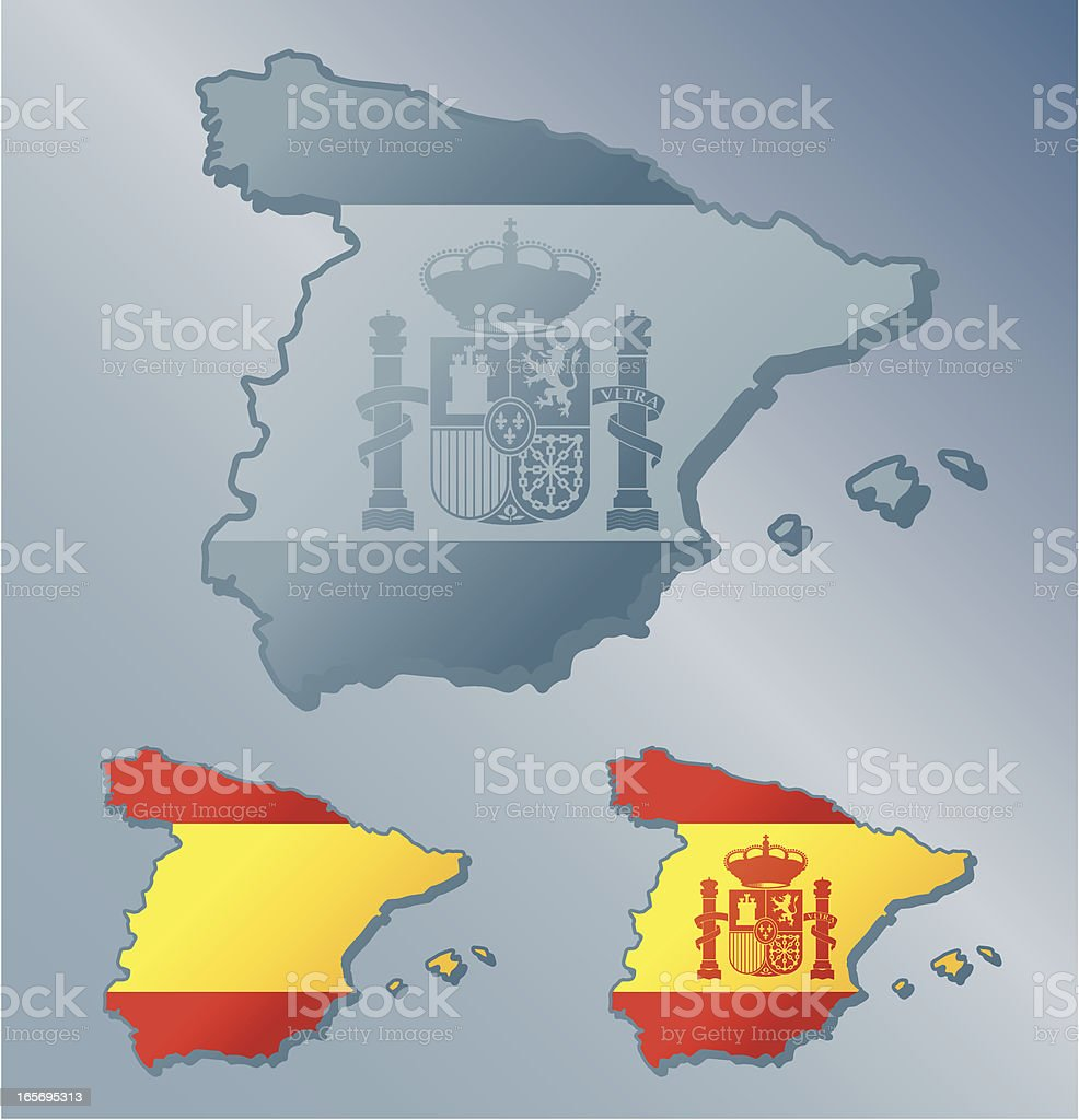 Spain royalty-free spain stock vector art & more images of backgrounds