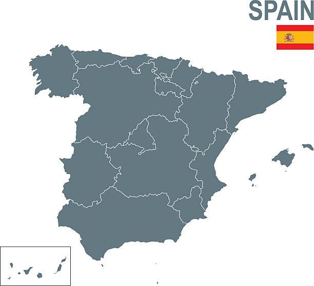 spanien  - spanien stock-grafiken, -clipart, -cartoons und -symbole