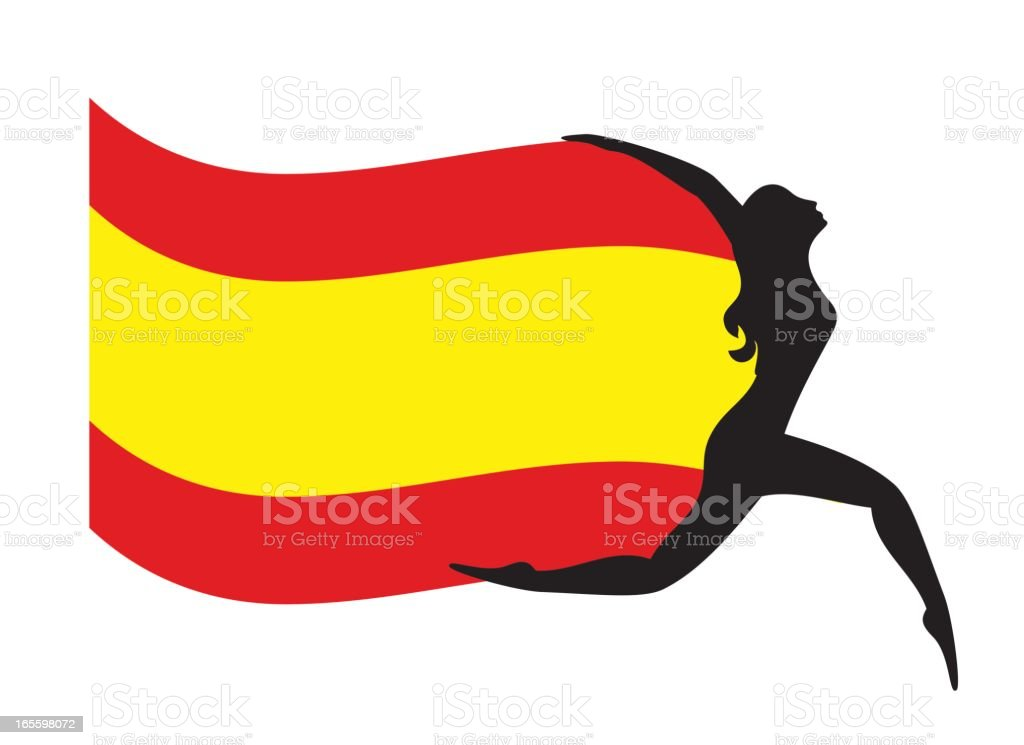 Spain´s flag royalty-free spains flag stock vector art & more images of adult