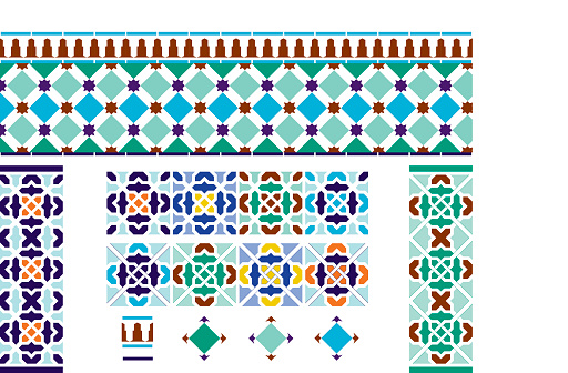 Spanish Andalusian Tiles