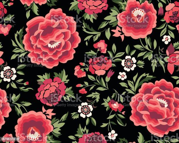 Spanish floral print seamless background vector id679617518?b=1&k=6&m=679617518&s=612x612&h=28edzogoviq98gwv cev6pqqoin0jgm6k6ssnj2zbbg=
