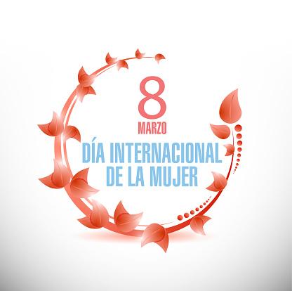 Spanish Happy Womens Day celebrations