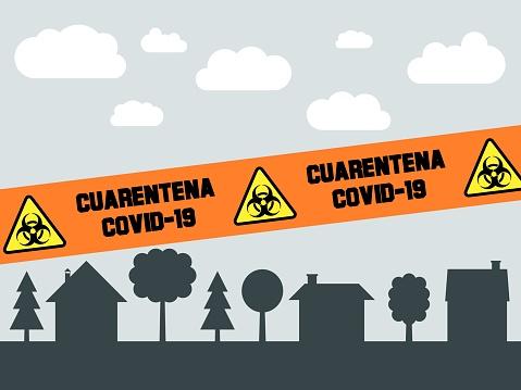 Spanish language quarantine