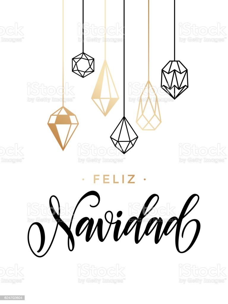 Spanish merry christmas feliz navidad greeting card stock vector art spanish merry christmas feliz navidad greeting card royalty free spanish merry christmas feliz navidad greeting m4hsunfo