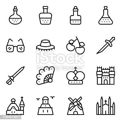 Iconos sólidos del vino español y la cultura española