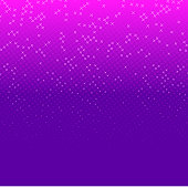 Sparkle background in purple and pink