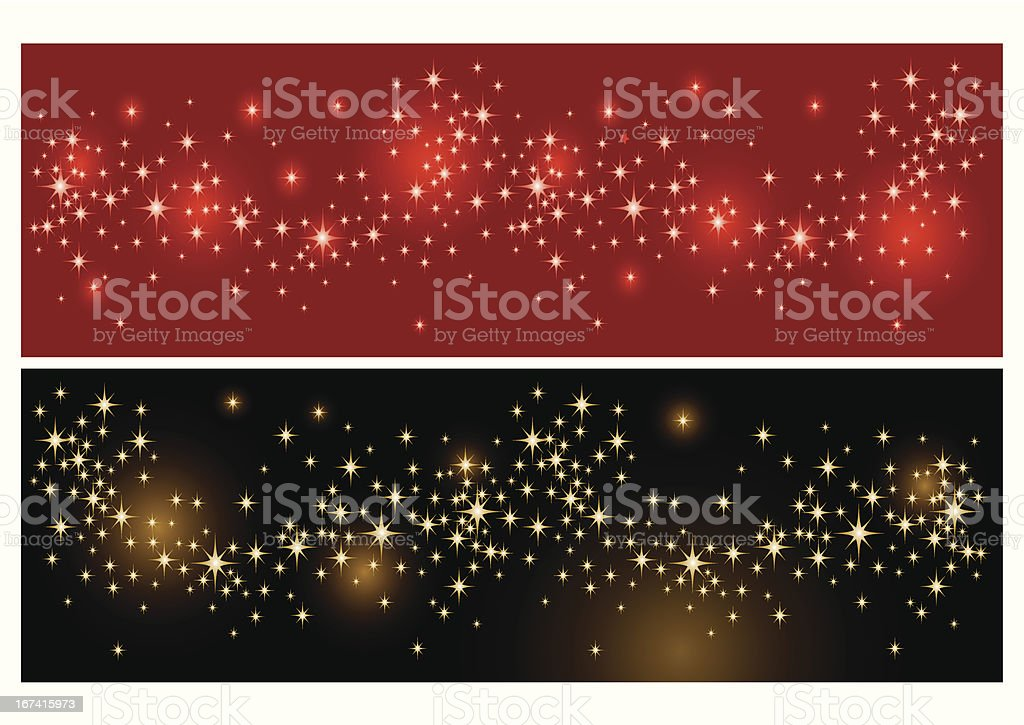 Sparkle background royalty-free stock vector art
