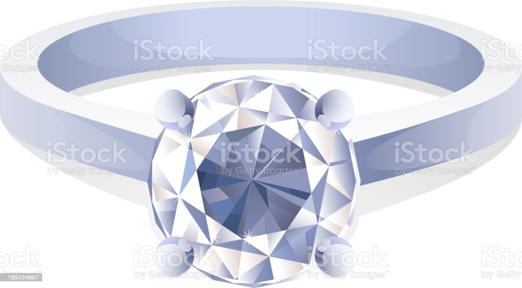 Sparkling Diamond Ring Shaped Jewelry Shiny Crystal Precious Gem Jewel royalty-free sparkling diamond ring shaped jewelry shiny crystal precious gem jewel stock vector art & more images of beauty