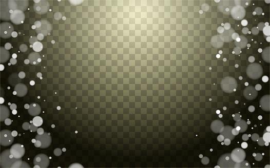 Sparkling elements template
