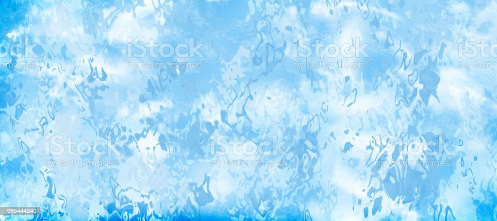 Sparkling summer swimming pool sparkling summer swimming pool - stockowe grafiki wektorowe i więcej obrazów abstrakcja royalty-free