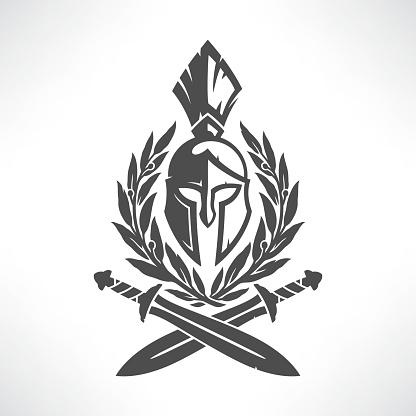 Sparta coat of arms