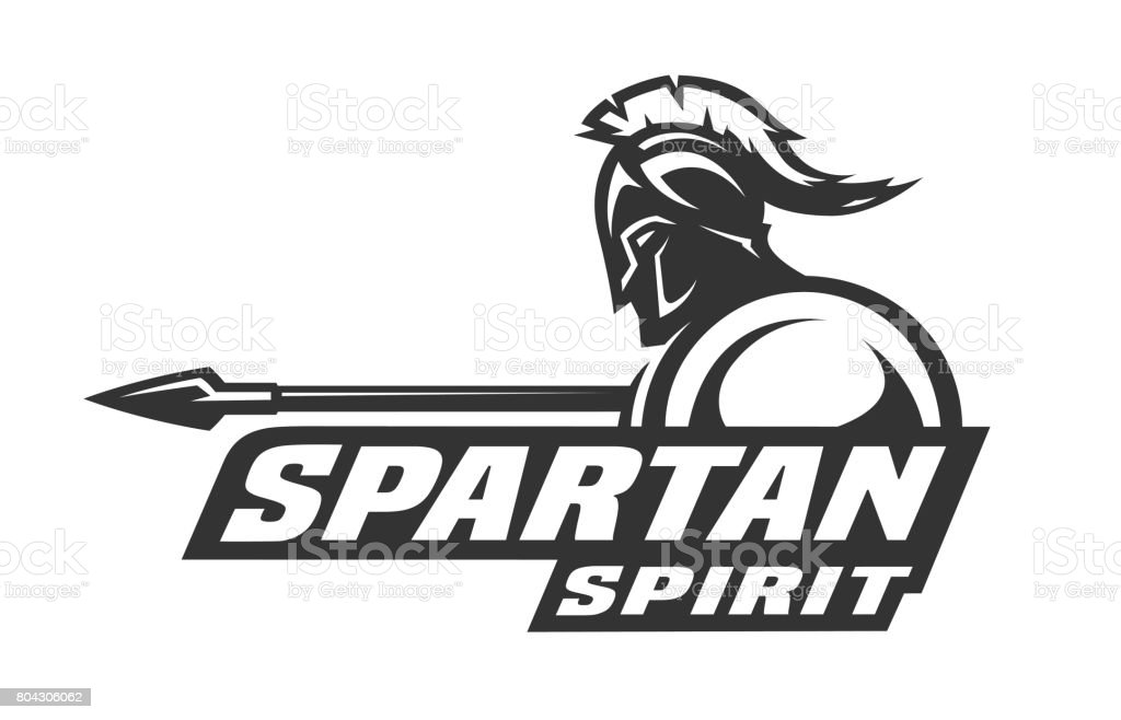 Spartan spirit. Symbol, symbol.