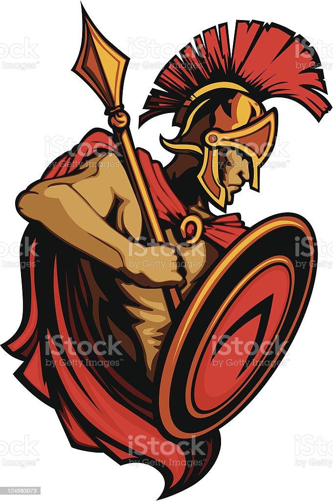 royalty free warrior clip art vector images illustrations istock rh istockphoto com clipart warrior head warrior clipart images