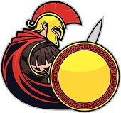 Spartan Trojan Warrior