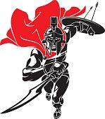 Spartan Warrior Rush