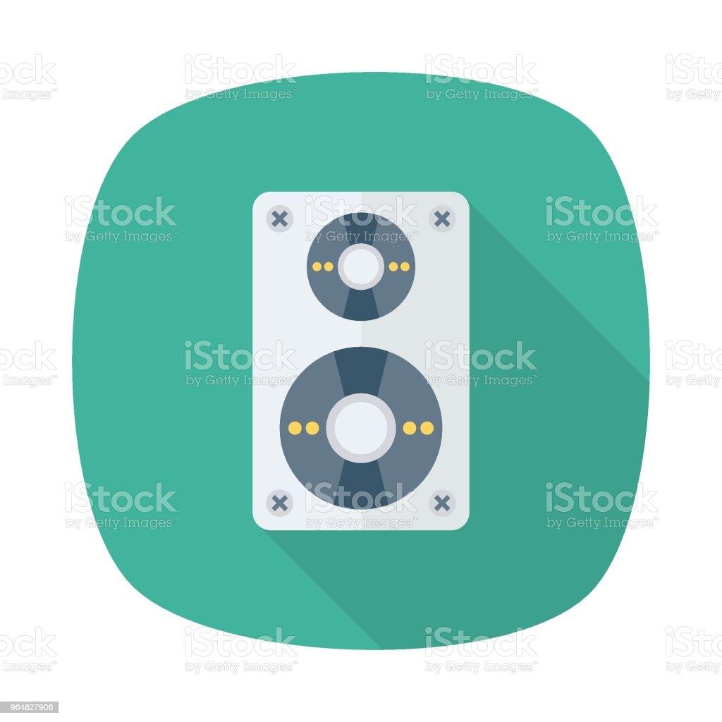 speaker royalty-free speaker stock illustration - download image now