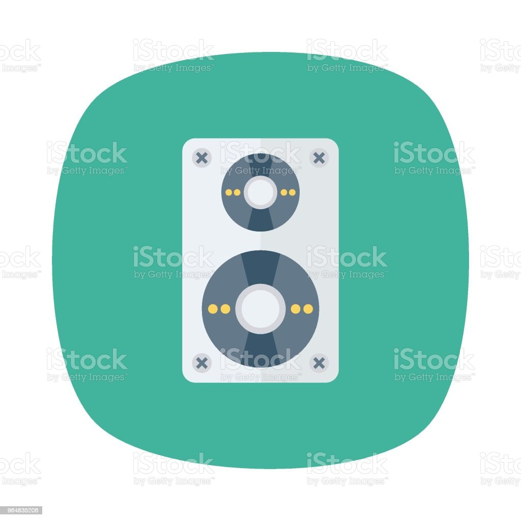speaker royalty-free speaker stock vector art & more images of abstract