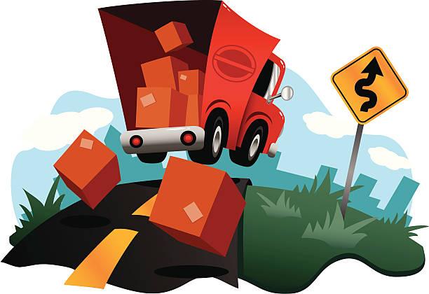 Best Moving Van Illustrations, Royalty-Free Vector ...