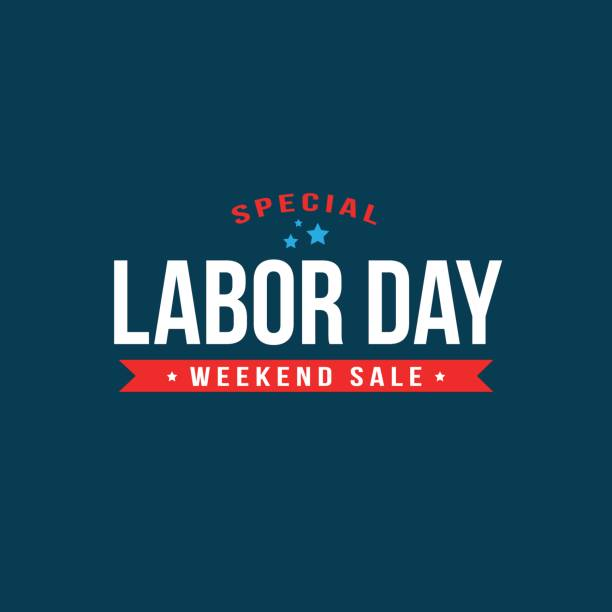 Labor Day Weekend Sale: Best Labor Day Illustrations, Royalty-Free Vector Graphics