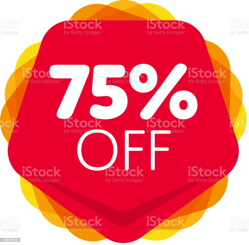 Special offer sale red tag isolated special offer sale red tag isolated - stockowe grafiki wektorowe i więcej obrazów balon royalty-free