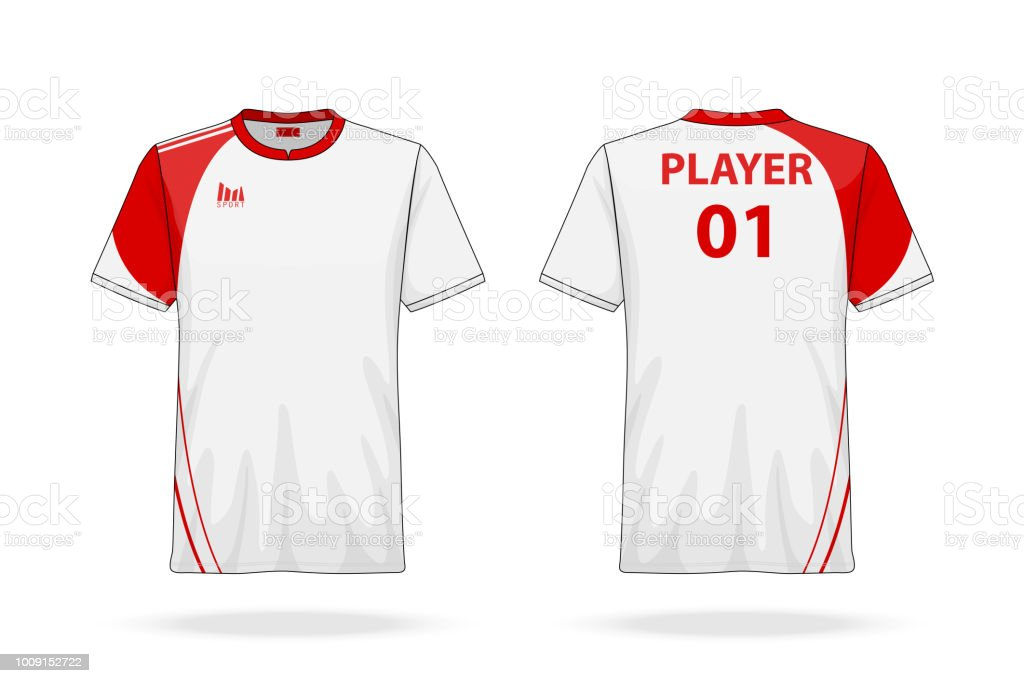 Specification Soccer Sport Esport Gaming T Shirt Round Neck