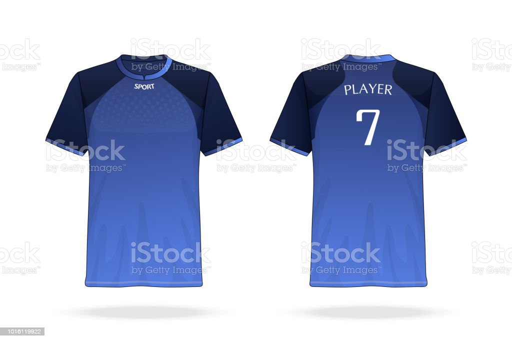 d703e89f4 Specification Soccer Sport Esport Gaming T Shirt Round Neck Jersey ...