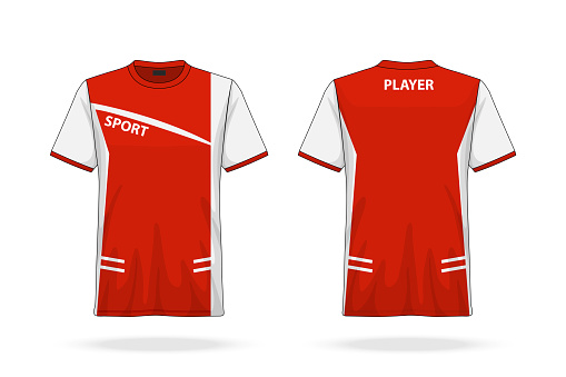 Download Specification Soccer T Shirt Round Neck Jersey Template ...