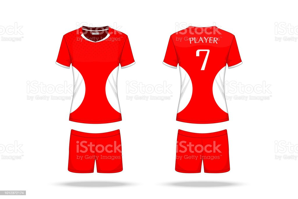 Download Specification Volleyball Jersey Isolated On White ...