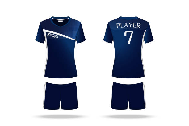 Download Best Volleyball Jerseys Illustrations, Royalty-Free Vector ...