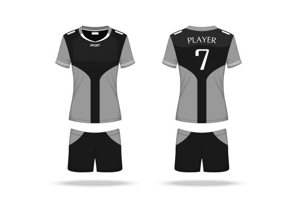 Download Volleyball Jerseys Illustrations, Royalty-Free Vector ...