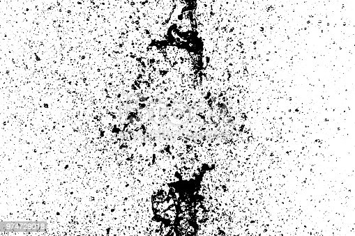 Speckle grain texture overlay. Vector background