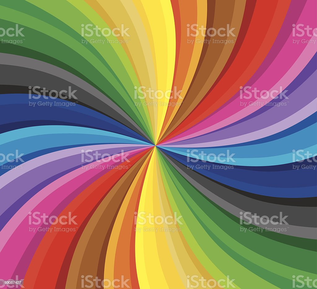Spectrum royalty-free spectrum stock vector art & more images of abstract