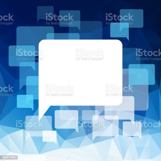 Speech bubble on abstract geometric background vector id933610852?b=1&k=6&m=933610852&s=612x612&h=t3mzavudgko1kgxxautrgoodwbmc 7h2ot93pvi8eoi=