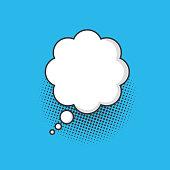 Speech bubble,vector illustration. EPS 10.