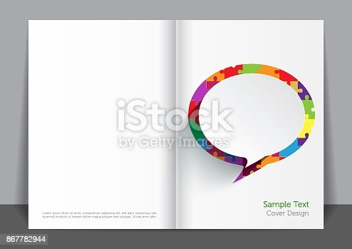 Speech Cover design