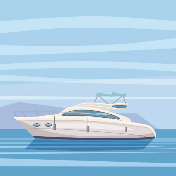 Motor Boat 44 Free Vectors To Download Freevectors